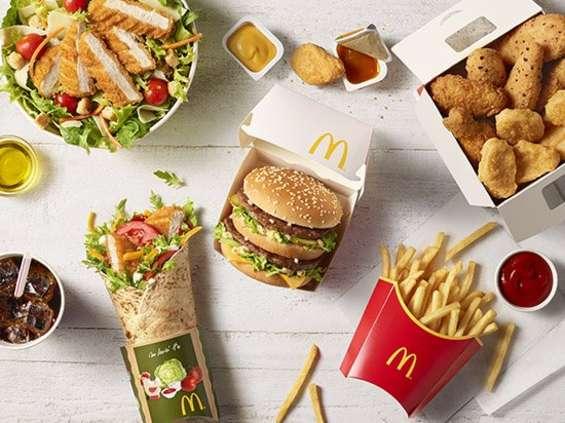 McDonald's uruchamia kolejny McDelivery