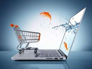 14% firm sprzedaje w internecie