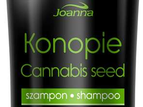 Laboratorium Kosmetyczne Joanna. Konopie Cannabis Seed