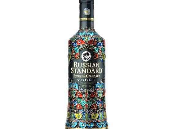 Inspirowane klasycznym, rosyjskim rzemiosłem