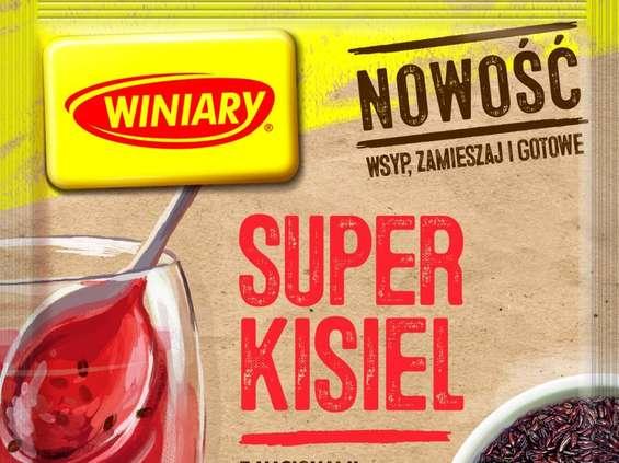 Nestlé Polska. Winiary Super Kisiel