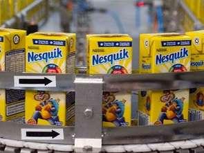 Nestlé z inwestycją za 10,6 mln euro