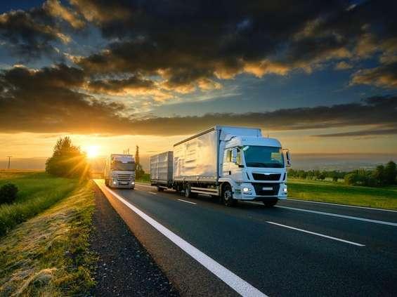 Ciężki okres branży transportowej