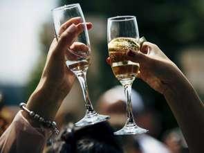 Sprzedaż szampana najniższa od 14 lat!
