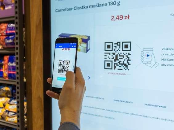 Carrefour i Google nawiązały współpracę