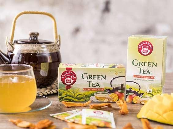 Teekanne Polska. Teekanne Green Tea