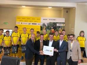 Panattoni Europe wspiera sport i Łukasza Piszczka