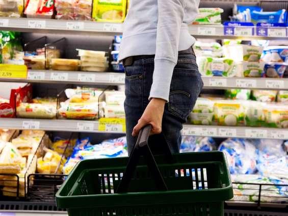 Sprzedaż żywności rośnie, ale powoli