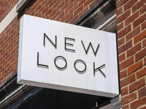 New Look bankrutuje w Polsce