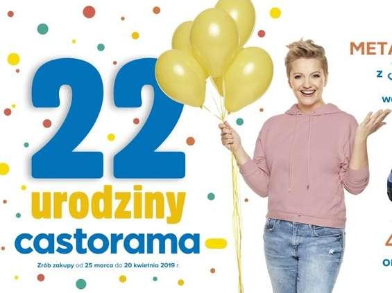 Castorama z urodzinową loterią