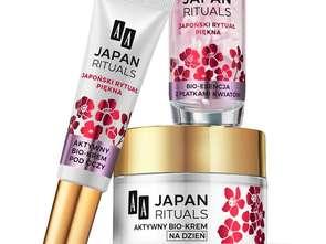 Oceanic. AA Japan Rituals