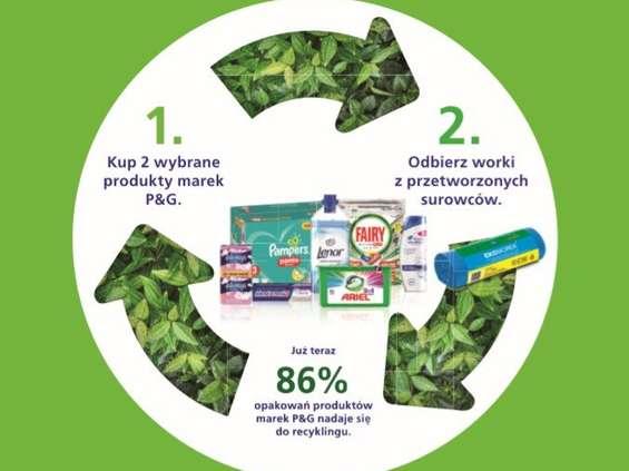 Procter & Gamble wraz z Carrefourem w ekologicznej akcji