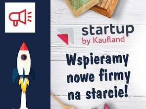 Kaufland wspiera start-upy