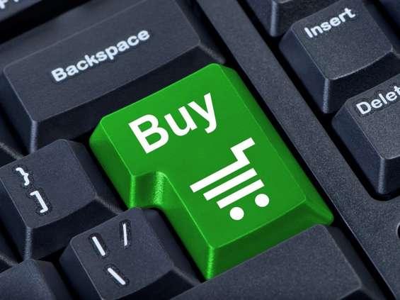 Handel w sieci rośnie średnio o 18% rocznie