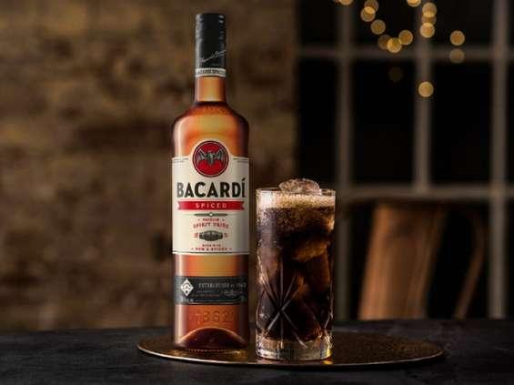 Nowy Bacardi Spiced