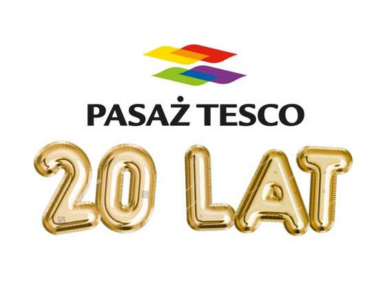 Pasaże Tesco świętują 20-lecie