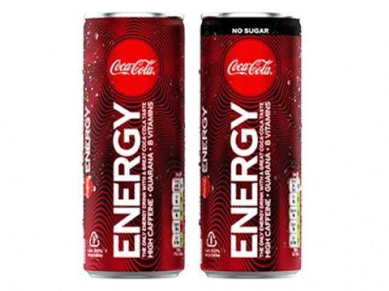 Coca-Cola energetyzuje