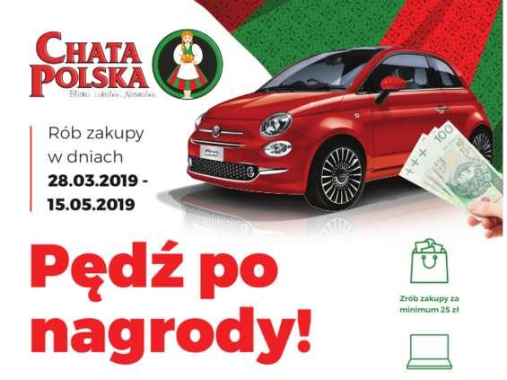 Chata Polska ruszyła z wiosenną loterią