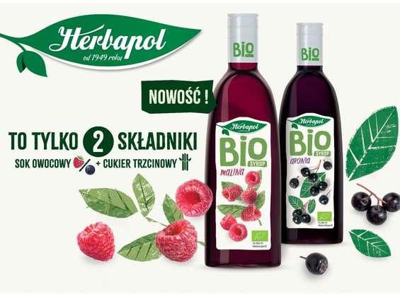 Herbapol-Lublin wprowadza produkty bio