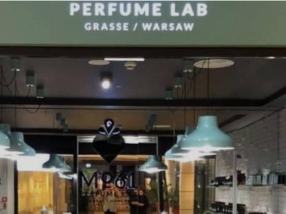 Mo61. Perfume Lab w Galerii Klif w Gdyni