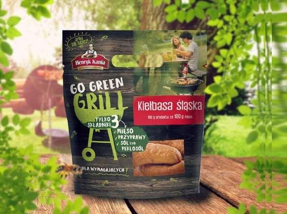 ZM Henryk Kania. Go Green Grill
