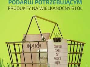 Wielkanocna zbiórka żywności w sieci Kaufland