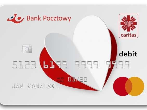 Jest karta płatnicza, która pomaga potrzebującym