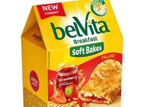 Mondelez Polska. BelVita Soft Bakes Filled