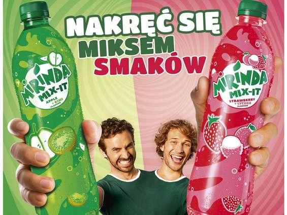 PepsiCo. Mirinda Mix-It