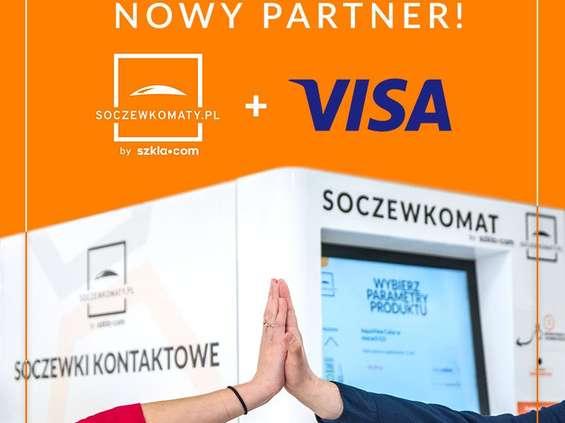 Soczewkomaty.pl dołączają do programu Visa Oferty