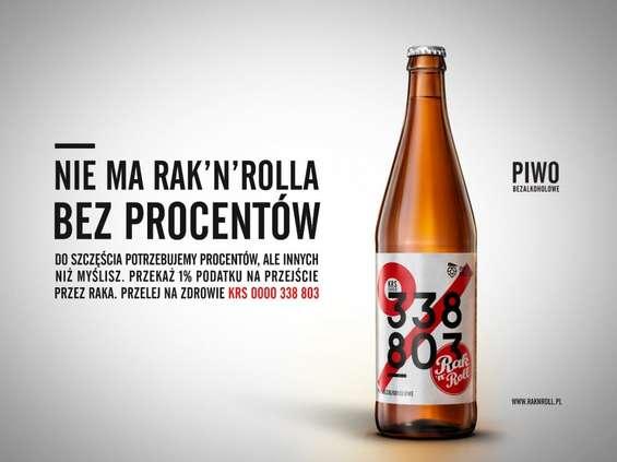 """Fundacja Rak'n'Roll ruszyła z kampanią """"Pijani życiem"""""""