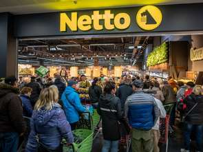Netto otwiera drugi sklep w galerii handlowej