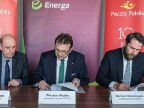 Poczta Polska będzie wymieniać auta na elektryczne