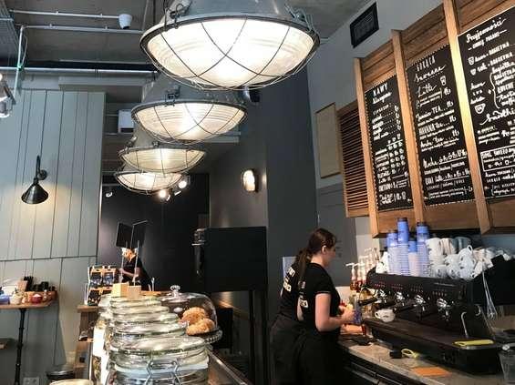 Green Caffè Nero zwiększa zasięg