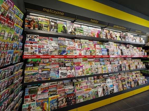 Udział Ruchu w rynku dystrybucji prasy spadł prawie o 7%
