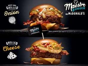 Burgery Maestro powracają do McDonald's