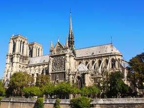 Przedsiębiorcy zrzucają się na odbudowę Notre Dame