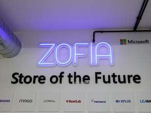 Na Grochowie Microsoft pokazał sklep przyszłości