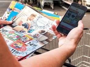 Zakaz handlu sprzyja gazetkom online