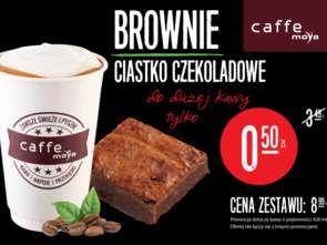 Nowa promocja w Caffe Moya
