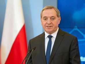 Minister Kowalczyk: pracujemy nad opłatą za opakowania