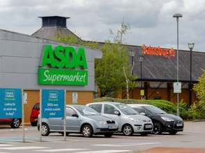 Wielka Brytania: megafuzji Asdy i Sainsbury'ego nie będzie