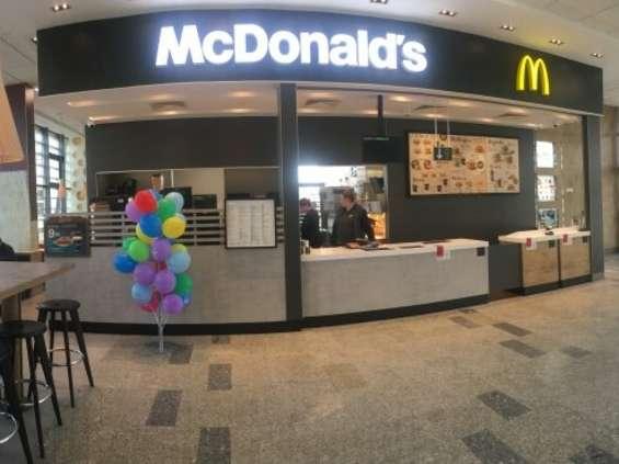 Kolejny McDonald's już działa