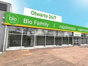 Bio Family otwiera kolejny supermarket