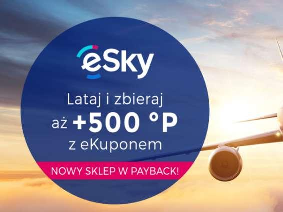 Payback i eSky razem
