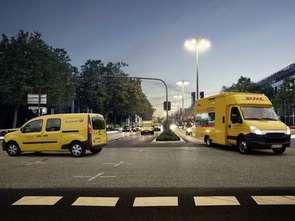 DHL Express testuje pojazdy elektryczne