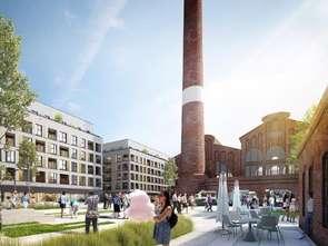Echo Investment buduje Fuzję na terenie fabryki Scheiblera