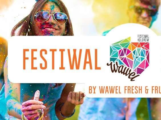 Wawel nawiązał współpracę z Festiwalem Kolorów