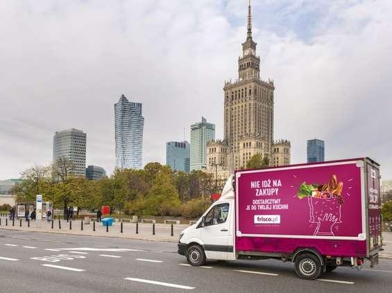 Frisco.pl sprzedało 9 mln produktów w 4 miesiące