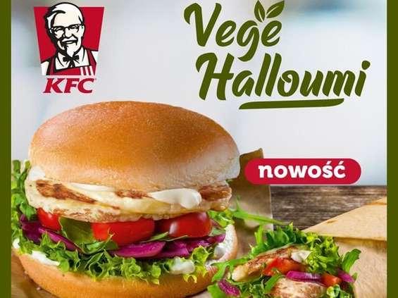 KFC bardziej wege